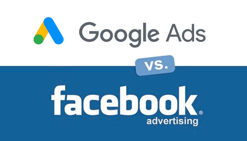 Facebook vs Google Ads