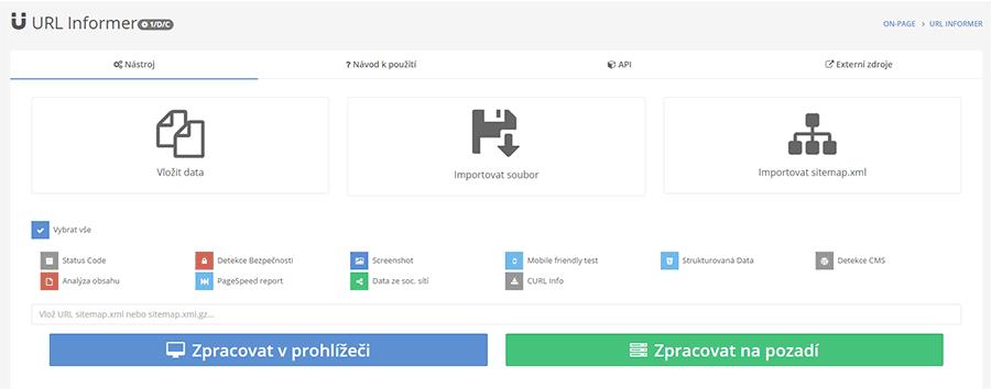 URL Informer
