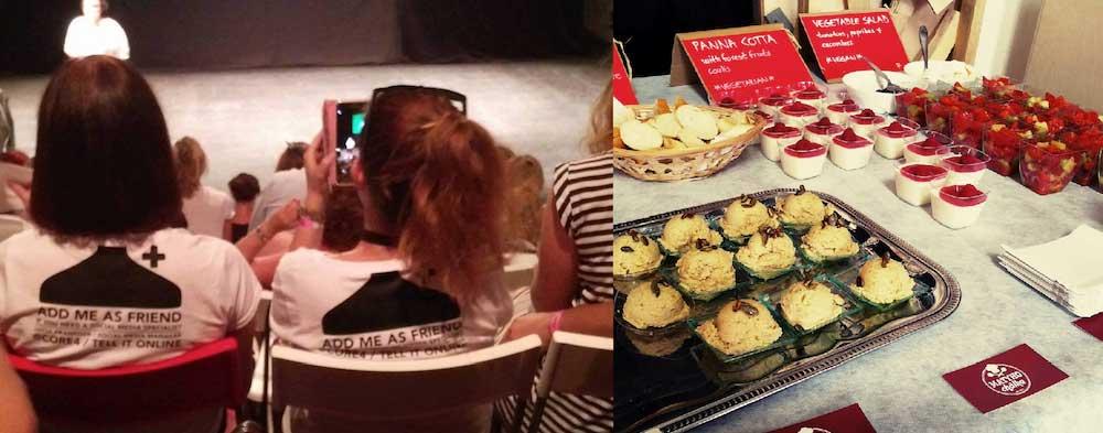 Jídlo i přátelé - to je Babelcamp