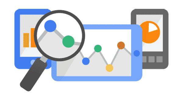Přesun účtů v Google Analytics