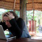Lesk a bída digitálního nomádství