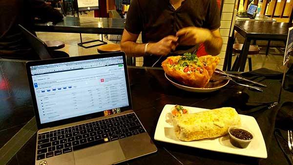 Práce z restaurace
