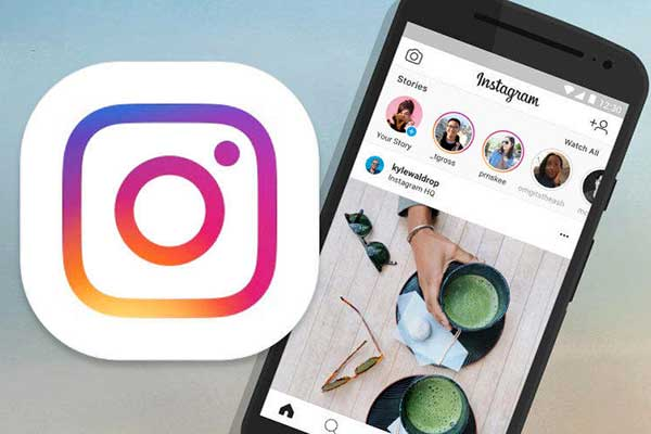 Instagram pro NEinstagramery